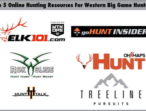 Top 5 Online Hunting Resources for Western Big Game Hunters