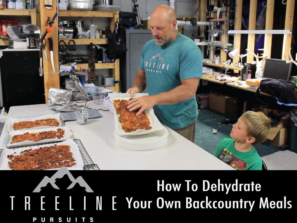 Dehydrated Backcountry Meals