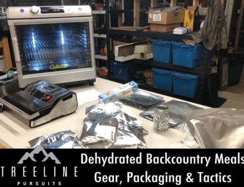 Dehydrating Your Own Backcountry Meals –  Equipment, Setup, Packaging & Tactics