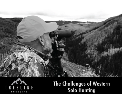 The Challenges Of Western Solo Hunting